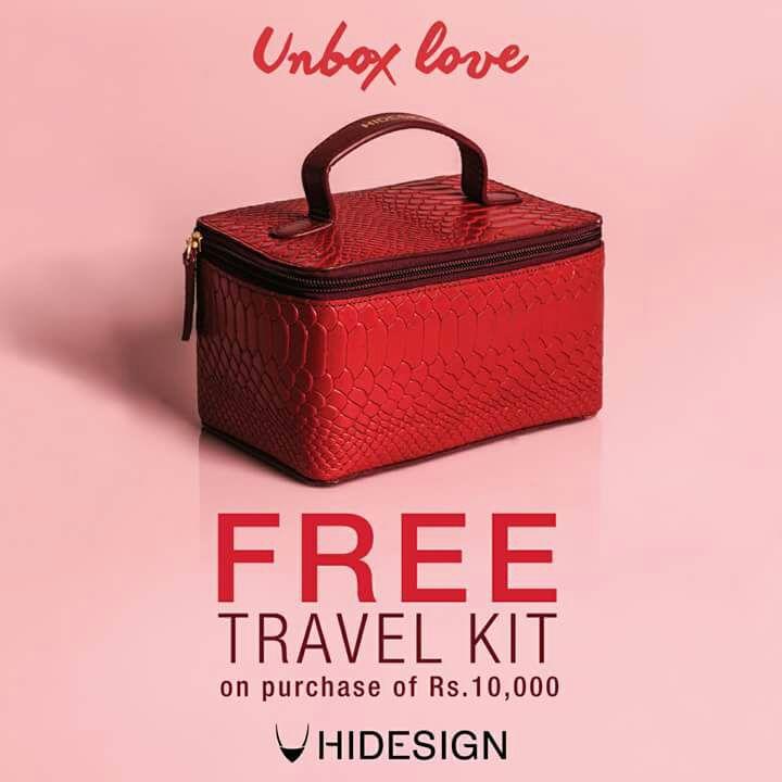 Hidesign Unbox Love