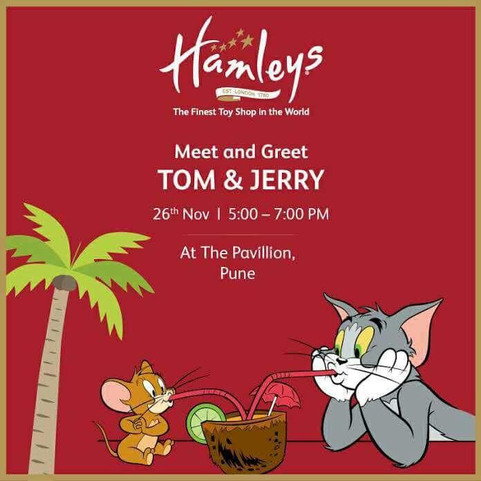 Hamleys Tom and Jerry