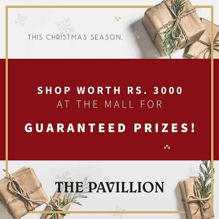 Pavillion The Christmas