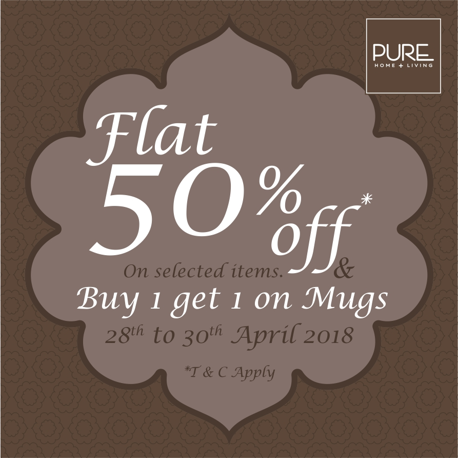 Pure 50%