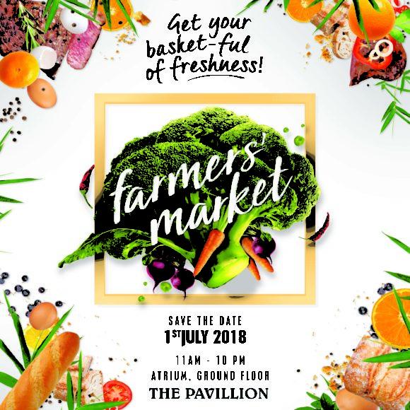 Farmers Market 1st july