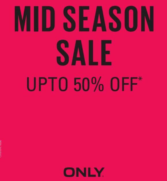 Only mid season sale