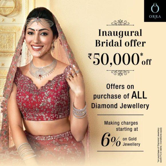 ORRA Bridal offer